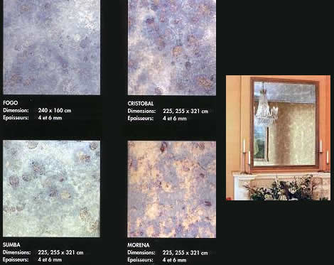 Pose de miroir à Mons (Frameries)